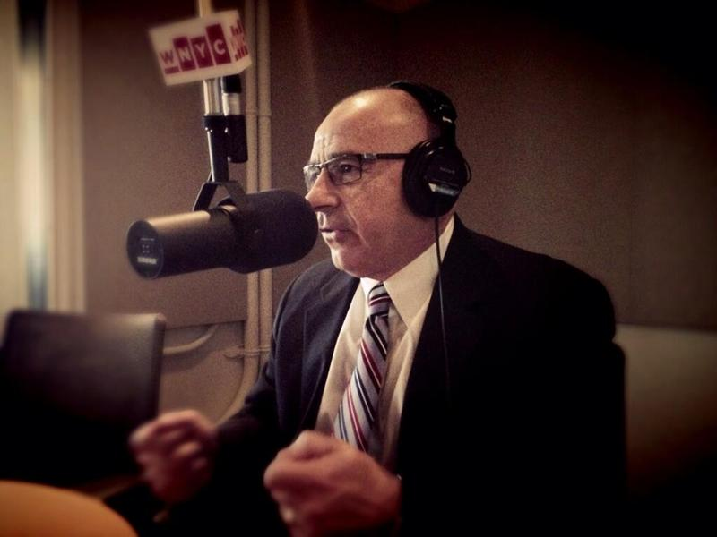 NYC Democratic Mayoral primary candidate Sal Albanese in the WNYC Studios