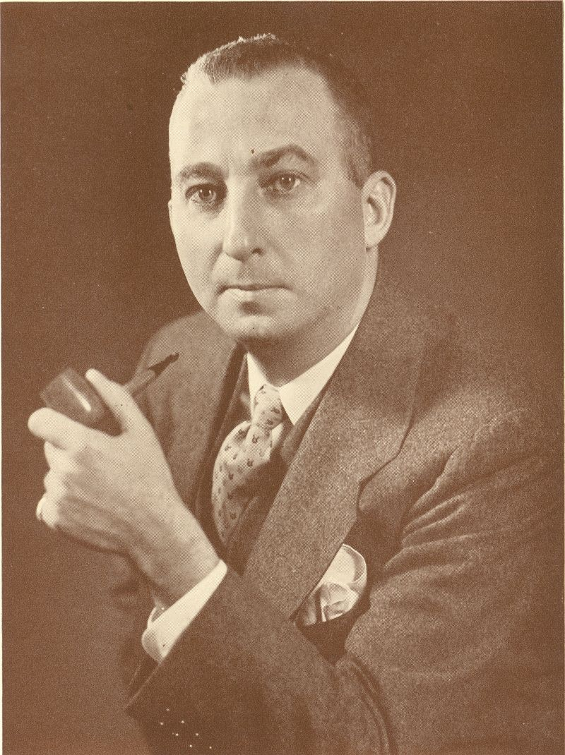 WNYC Director Seymour N. Siegel (1908-1978)