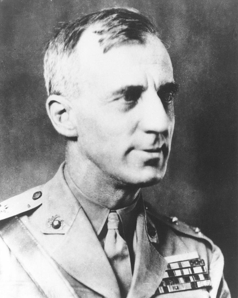 Major General Smedley Darlington Butler (1881-1940)