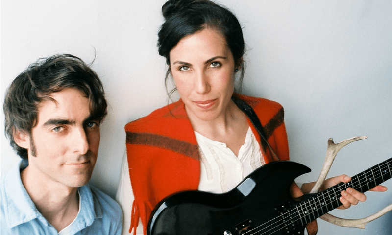 Dan Goldman and Daniela Gesundheit of Snowblink
