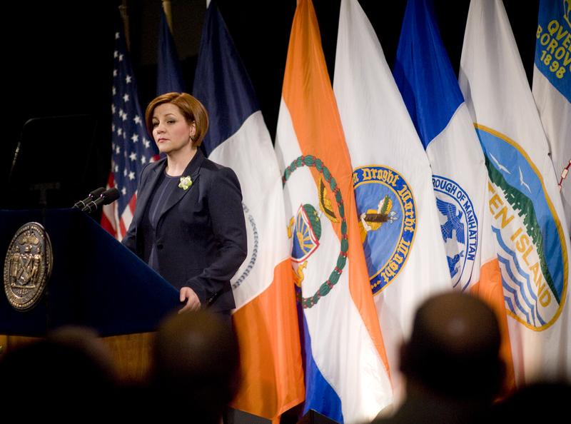 Speaker Christine Quinn delivers 2013 State of the City Address