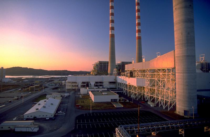Cumberland Fossil Plant, Tennessee Valley Authority