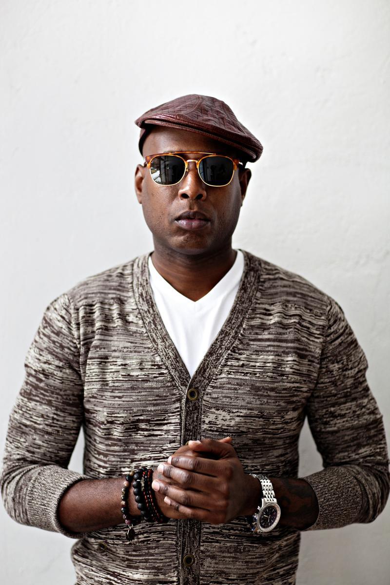 Rapper Talib Kweli