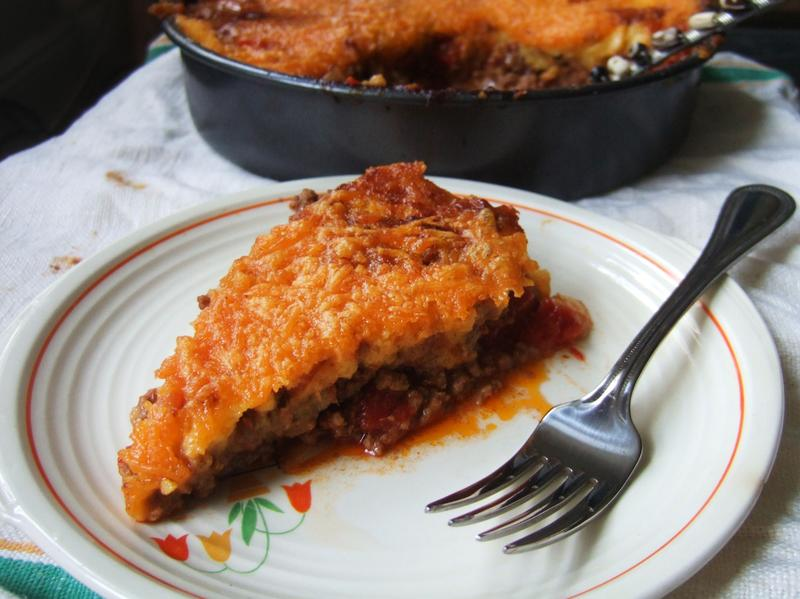 Mrs. Gannon Tamale Pie