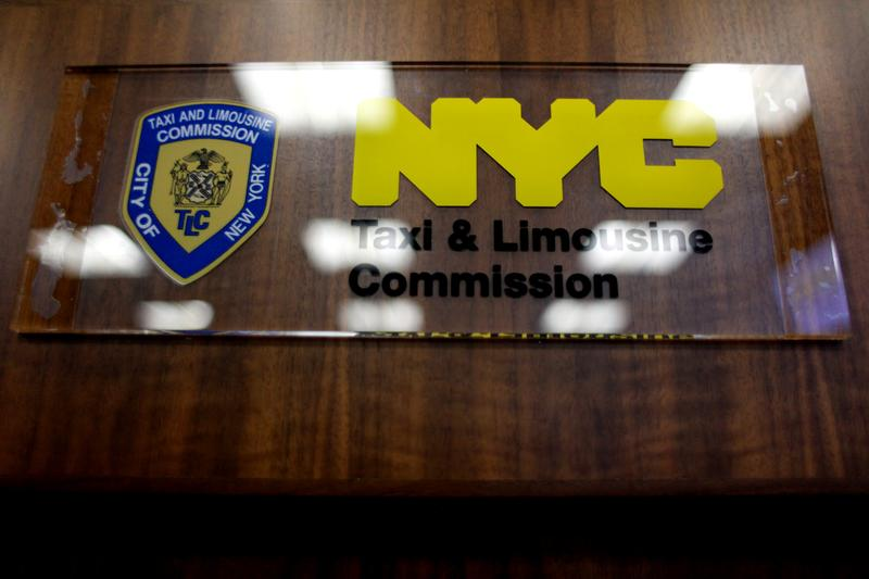 New York City Taxi and Limousine Commission.