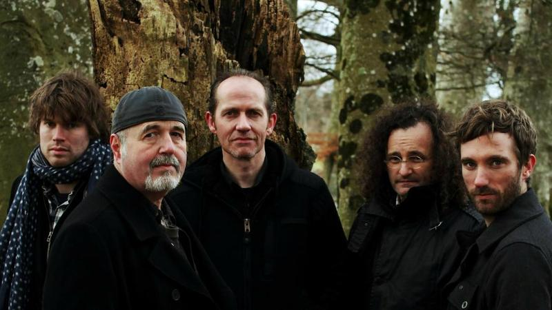 The Gloaming will perform at The Greene Space for a special New Sounds live show.
