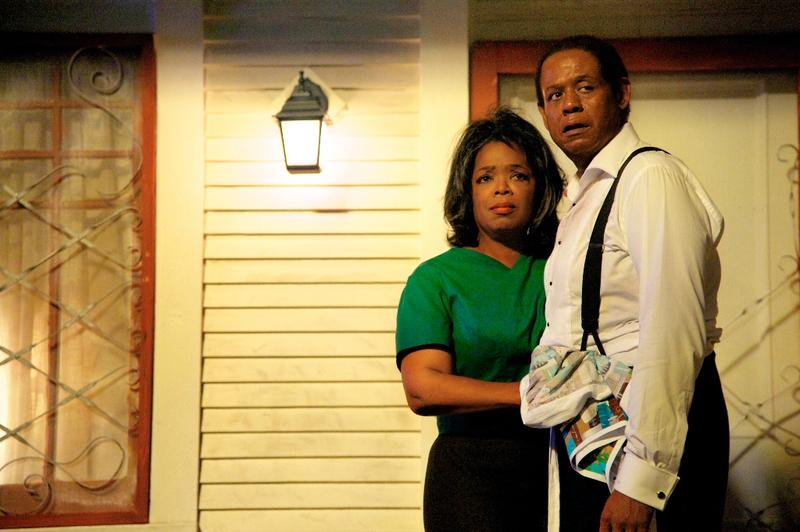 "Oprah Winfrey and Forest Whitaker star in ""Lee Daniels' The Butler"""