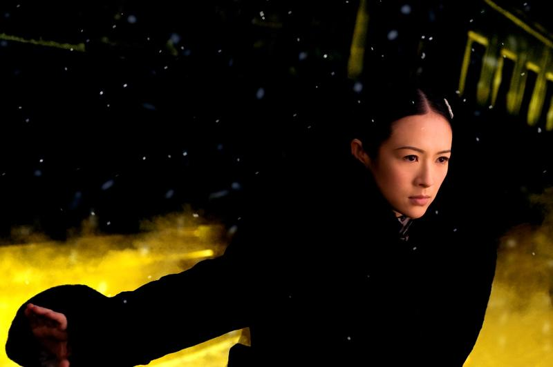 "Ziyi Zhang stars in ""The Grandmaster"" © 2013 The Weinstein Company. All Rights Reserved"