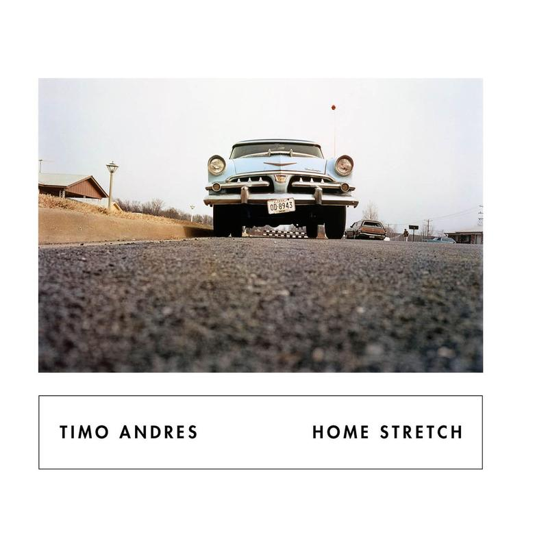 Timo Andres: Home Stretch (Nonesuch)