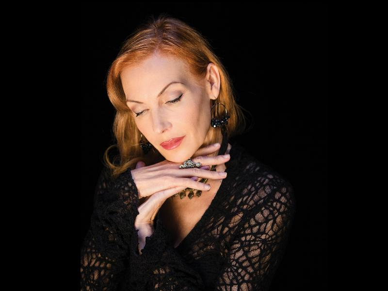 Ute Lemper is helping save music written in concentration camps.
