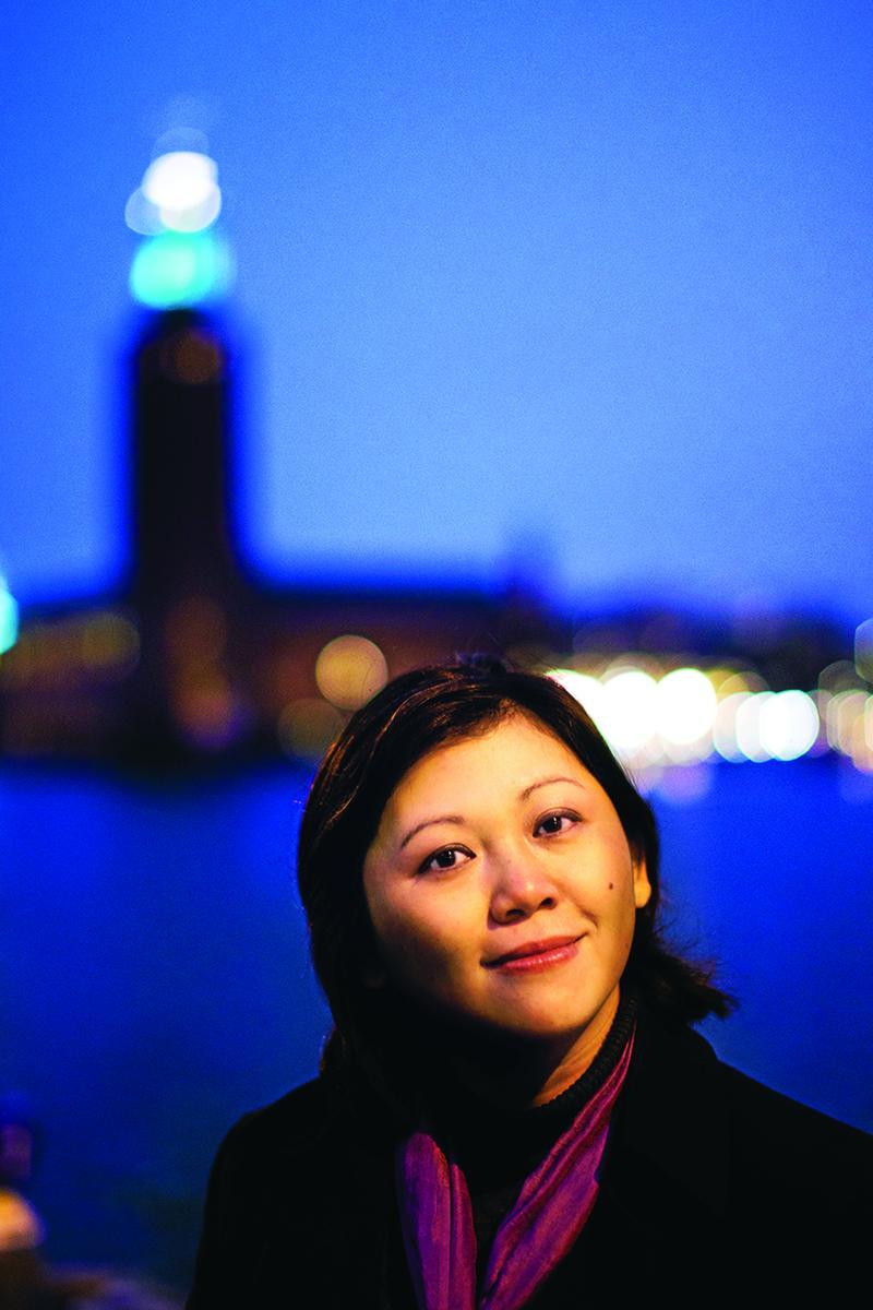Novelist Yiyun Li