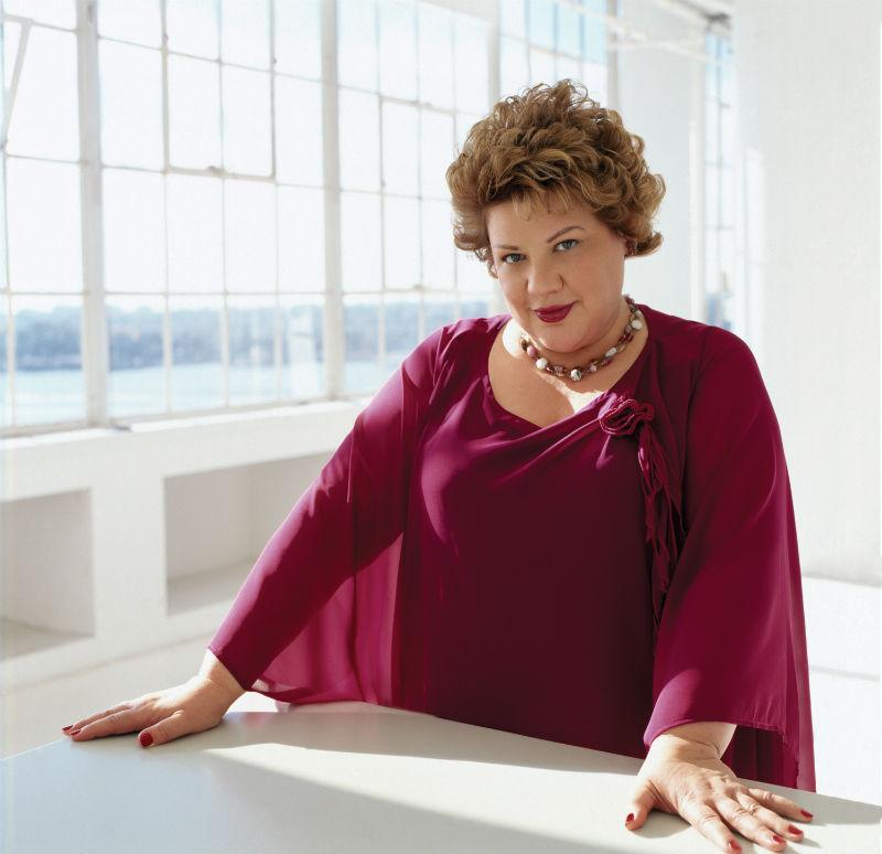 Dolora Zajick, mezzo-soprano