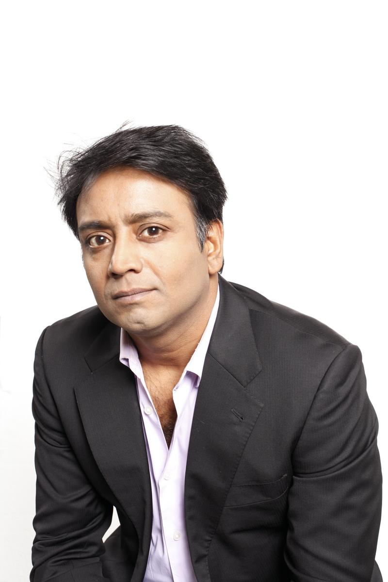 Zia Haider Rahman, author of In the Light of What We Know