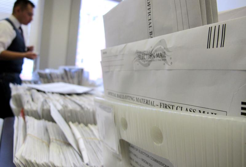 If you need to vote with an absentee ballot in the mail, there's still time.