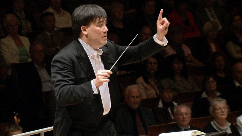 Alan Gilbert conducts the Berlin Philharmonic
