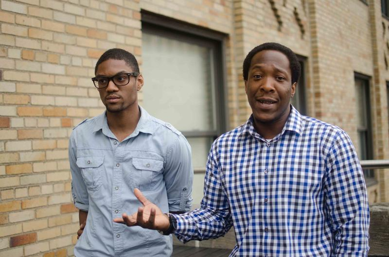 Alden Nesbitt and Mikhel Crichlow both lost their immigration status while waiting for their mothers to receive green cards. But unlike others, they got deferred action status.