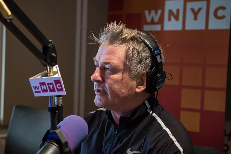 Alec Baldwin, who portrayed Donald Trump on Saturday Night Live, speaks with Brian Lehrer on Election Day 2016.