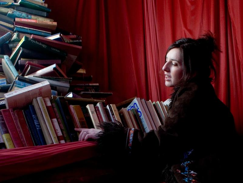When singer-songwriter Alina Simone began writing books, she encountered funding opportunities that are unavailable to many musicians.
