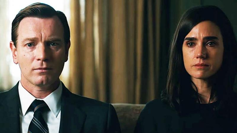 """Ewan McGregor and Jennifer Connelly in the film """"American Pastoral."""""""