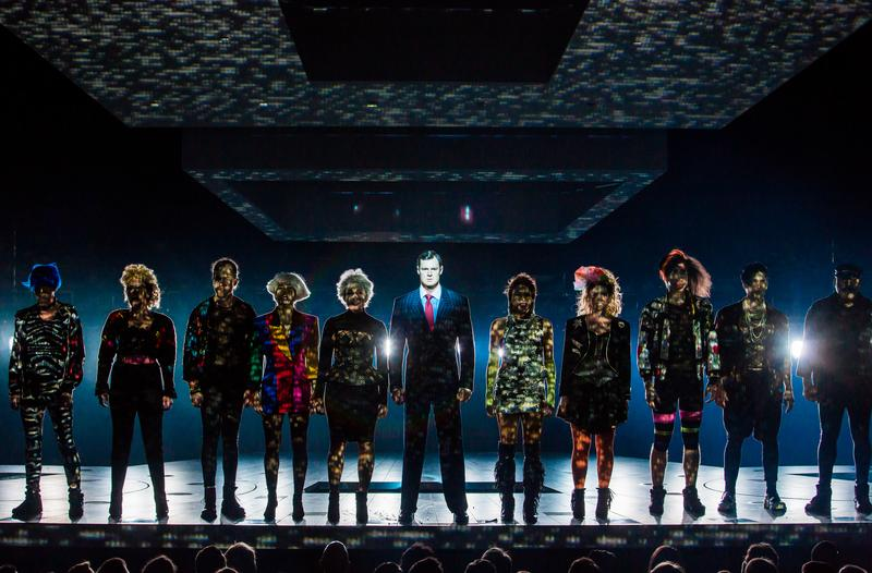 From 'American Psycho the Musical.'