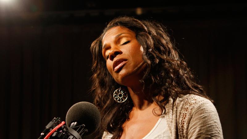 Audra McDonald performs in the Soundcheck studio.