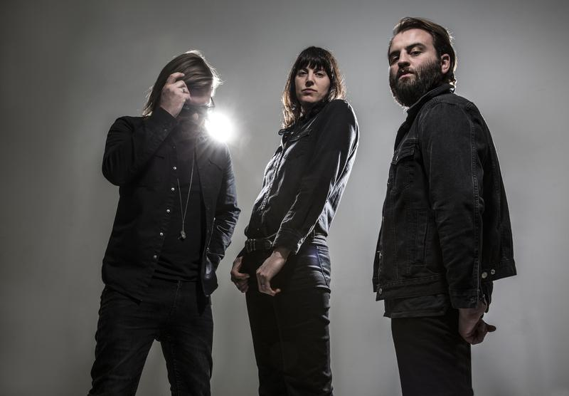 Band of Skulls' new album is 'By Default.'