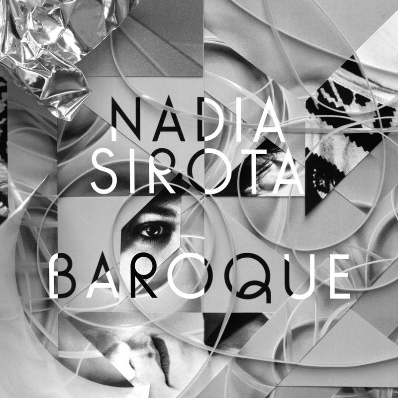 "Nadia Sirota's forthcoming album, ""Baroque,"" out March 26"