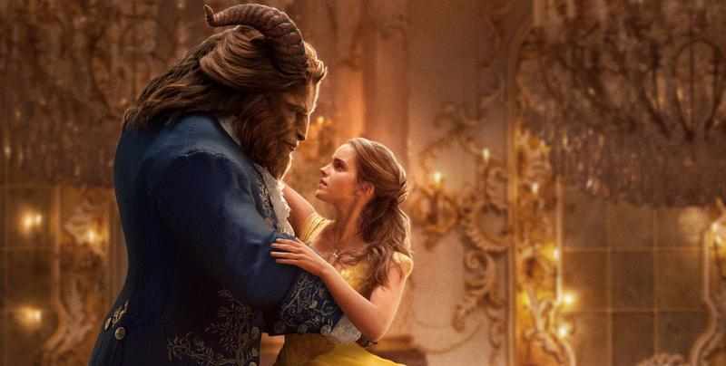 """From the 2017 film """"Beauty and The Beast."""""""