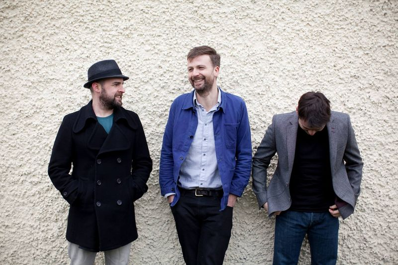 Bell X1's latest album 'Chop Chop' brings in The National's producer Peter Katis and Thomas Bartlett, a.k.a. Doveman.