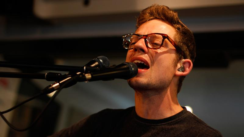 Bernhoft performs live in the Soundcheck studio.