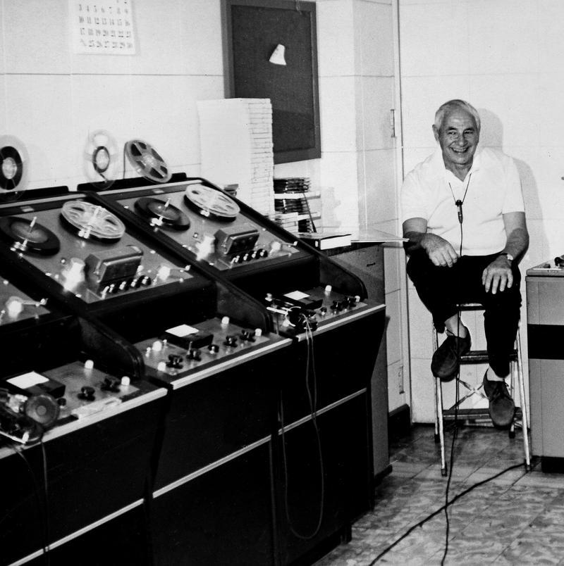 Ralph Berton (1910-1993)