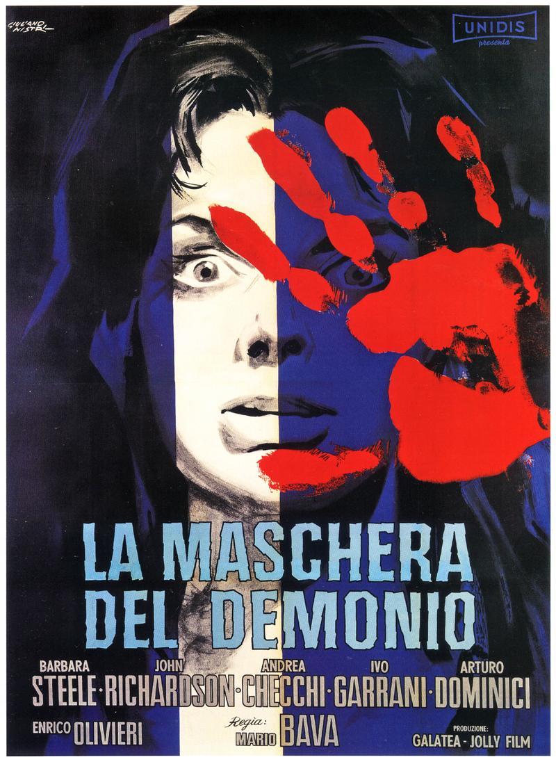 La Masschera Del Demonio movie poster.
