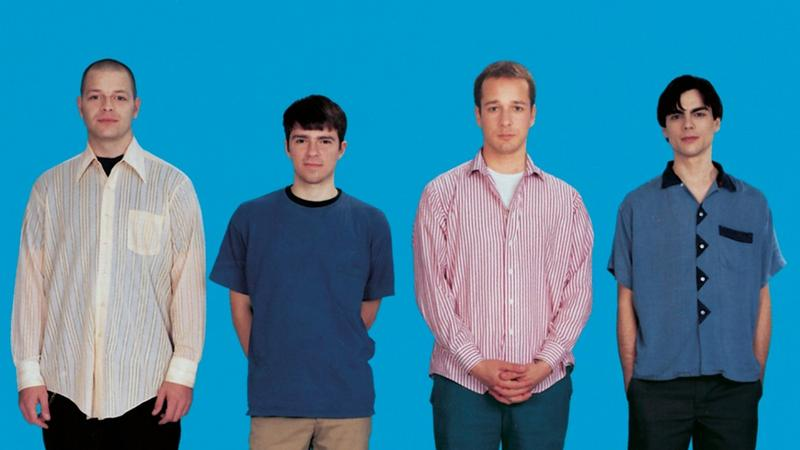 Weezer's self-titled debut -- known to fans as The Blue Album -- was released on May 10, 1994.