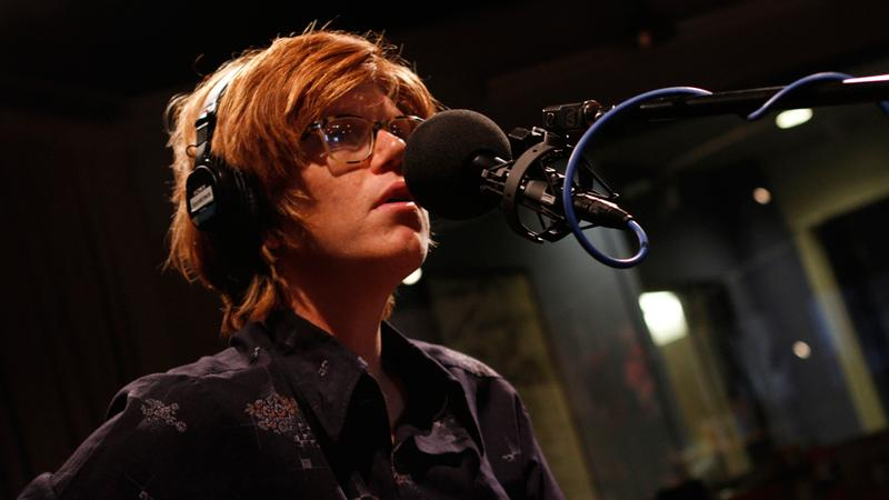 Brett Dennen performs in the Soundcheck studio.