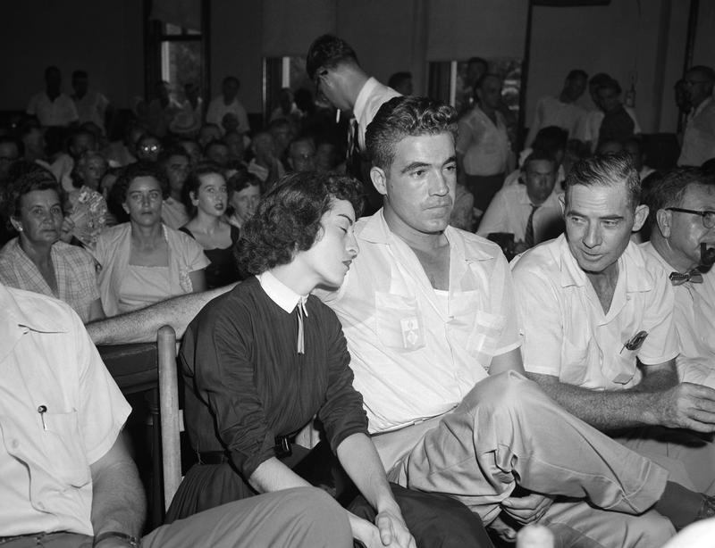 Roy Bryant got away with murdering Emmett Till; his wife, Carolyn Bryant, lied that Till grabbed her and verbally threatened her.