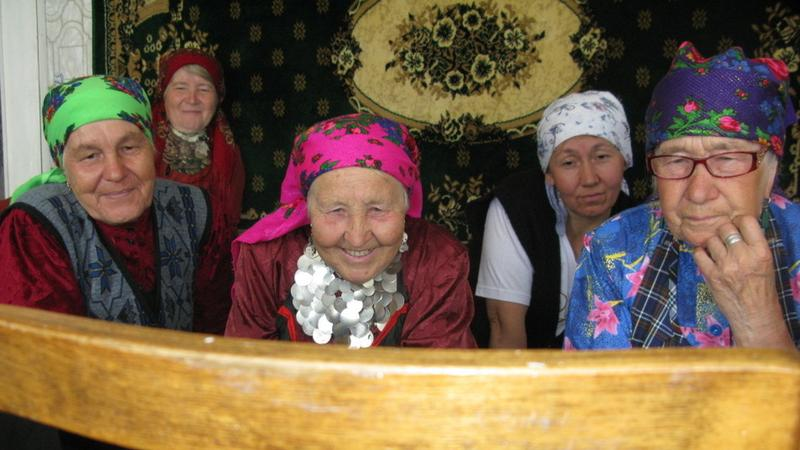 The Buranovo Babushkas, a Russian singing group known for their Beatles covers, are profiled during The Hidden World Of Girls.