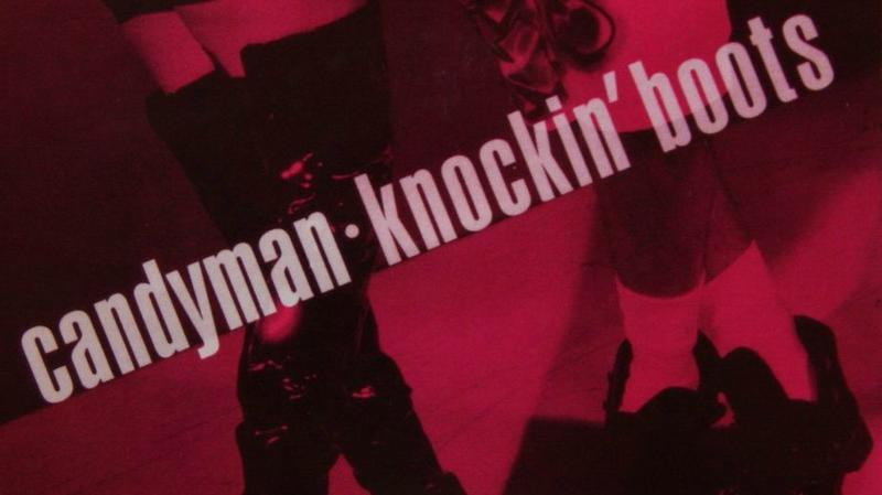 "Candyman's 1990 single ""Knockin' Boots"" sold a million copies and reached No. 9 on the Hot 100."