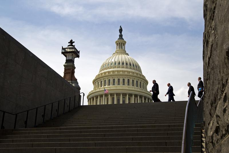 With neither party savoring a federal shutdown, it seemed likely Congress would approve the week-long stopgap measure in time to keep agencies open.