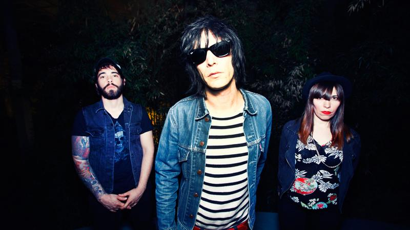 For Capsula's latest album 'Solar Secrets,' the Argentinian band turned to renowned producer Tony Visconti.