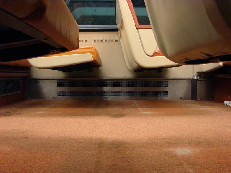 D.C. Metro car