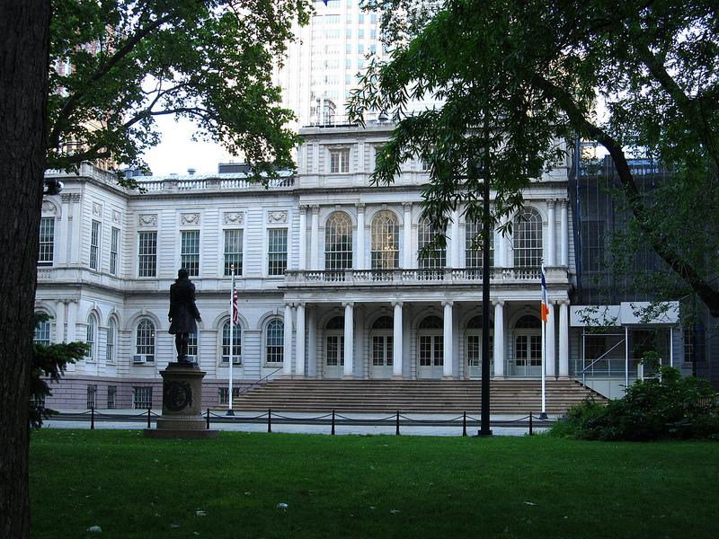 New York City Hall/Ken Lund