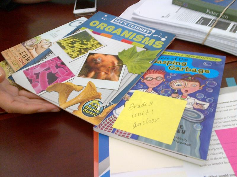 Common Core-aligned textbooks approved by New York City's Department of Education