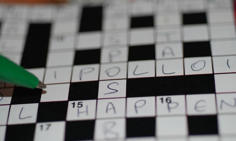 Professional puzzlemaker Brendan Emmett Quigley talks crossword construction