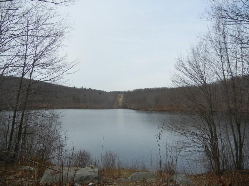 The Monksville Resevoir in northern New Jersey