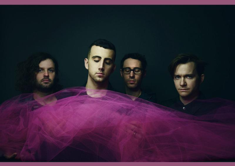 The new record from Cymbals Eat Guitars, 'Pretty Years,' is out September 16.