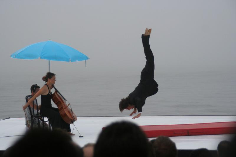 The Fire Island Dance Festival is celebrating its 20th anniversary this weekend.