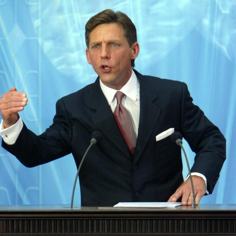 Church of Scientology Leader David Miscavige