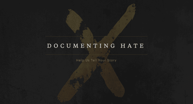 The Documenting Hate logo.