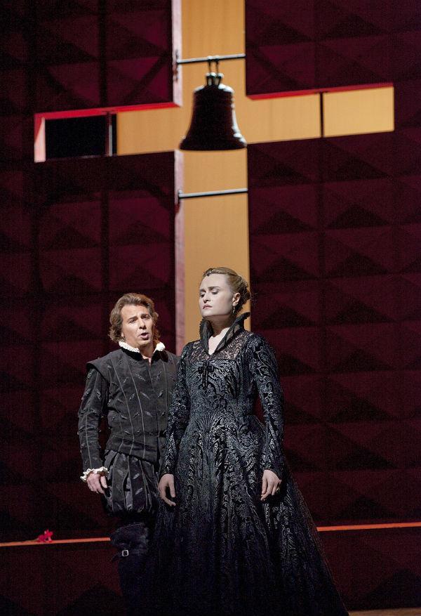 Verdi's <em>Don Carlo</em> from Covent Garden.