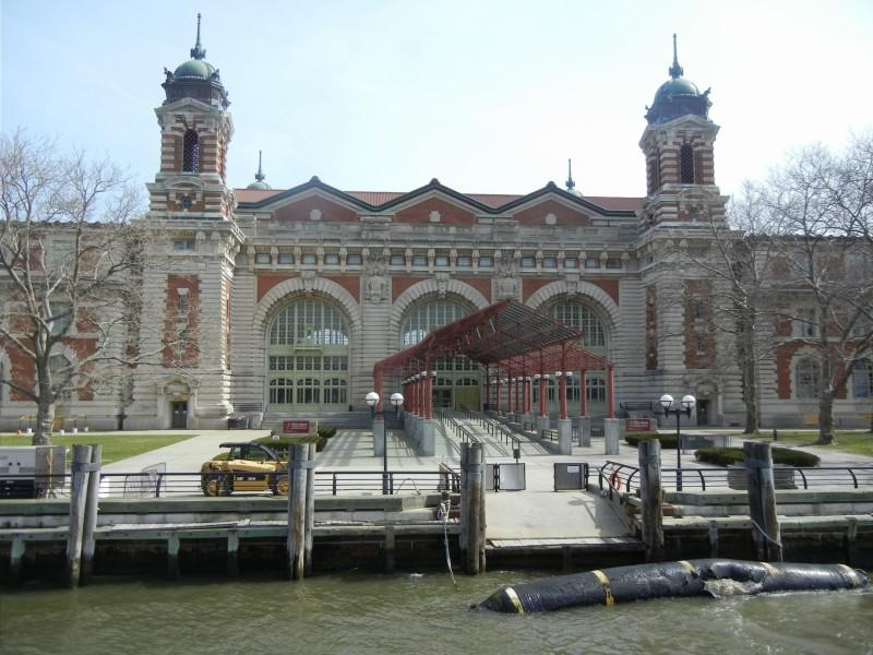 Ellis Island Immigration Museum is not expected to reopen until 2014 due to damage caused by Sandy.
